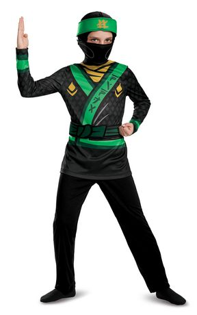 LEGO Ninjago Movie Jay bambini Costume