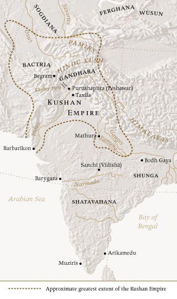 Kushan Empire Ca Second Century B C Third Century A D Essay The Metropolitan Museum Of Art Heilbrunn Timeline Of Art History Ancient Maps Indian History History