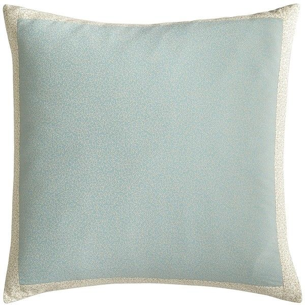 Pier 1 Imports Blue Costa Medallion Pillow Sham $40 ❤ liked on Polyvore featuring home bed & bath bedding bed accessories blue euro sham bl… Fresh - Minimalist bed accessories For Your Plan