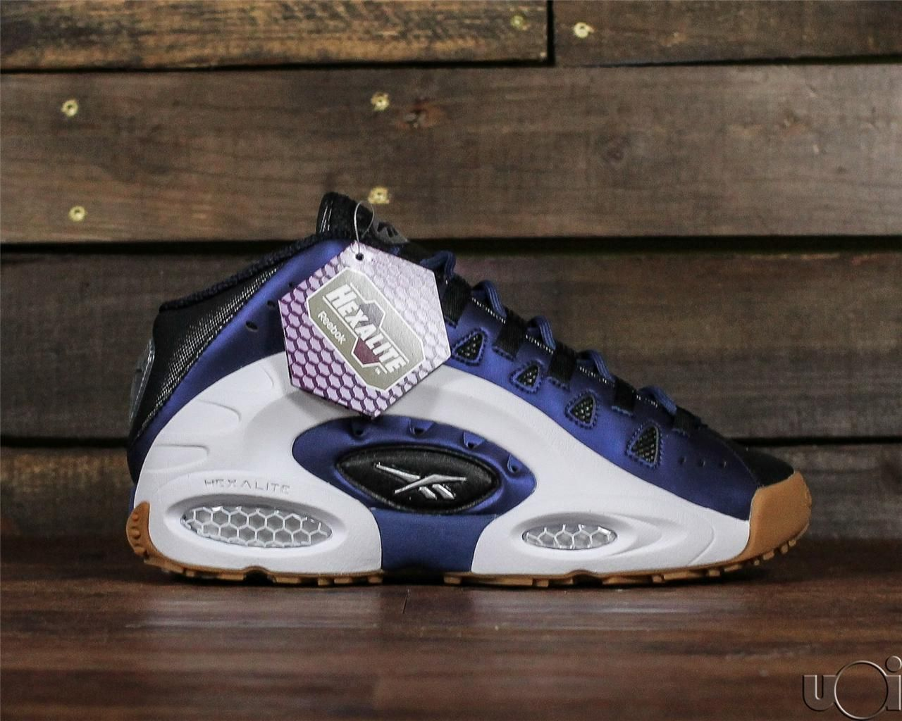 70129d3d5e2b New Reebok Emmit Smith ES22 Club Blue White Black  125  FreeShipping  Reebok   Cowboys  EmmittSmith