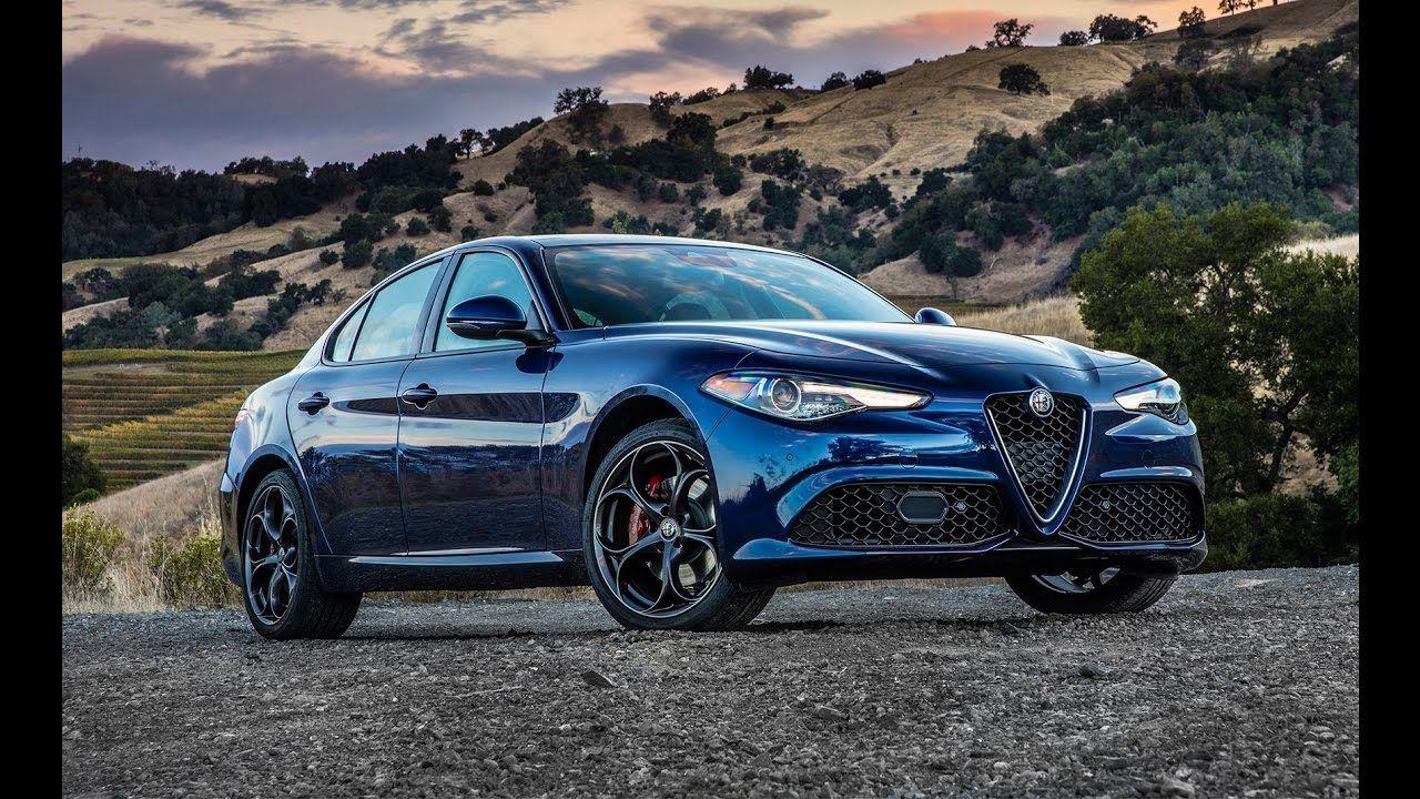 2017 Alfa Romeo Giulia Ti Overview Alfa Romeo Alfa Romeo Giulia Dream Cars