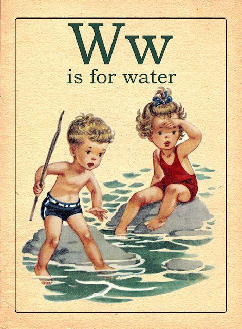 Little Golden Book Vintage Alphabet Flashcards Illustrated By Corinne Malvern W