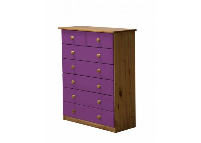 http://www.bonsoni.com/verona-5-2-drawer-chest-antique-with-lilac-details  Our products comply with the European standard EN 71-3.   http://www.bonsoni.com/verona-5-2-drawer-chest-antique-with-lilac-details