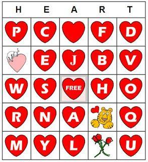 12 Fun Ways To Use Conversation Candy Hearts Bingo Generator