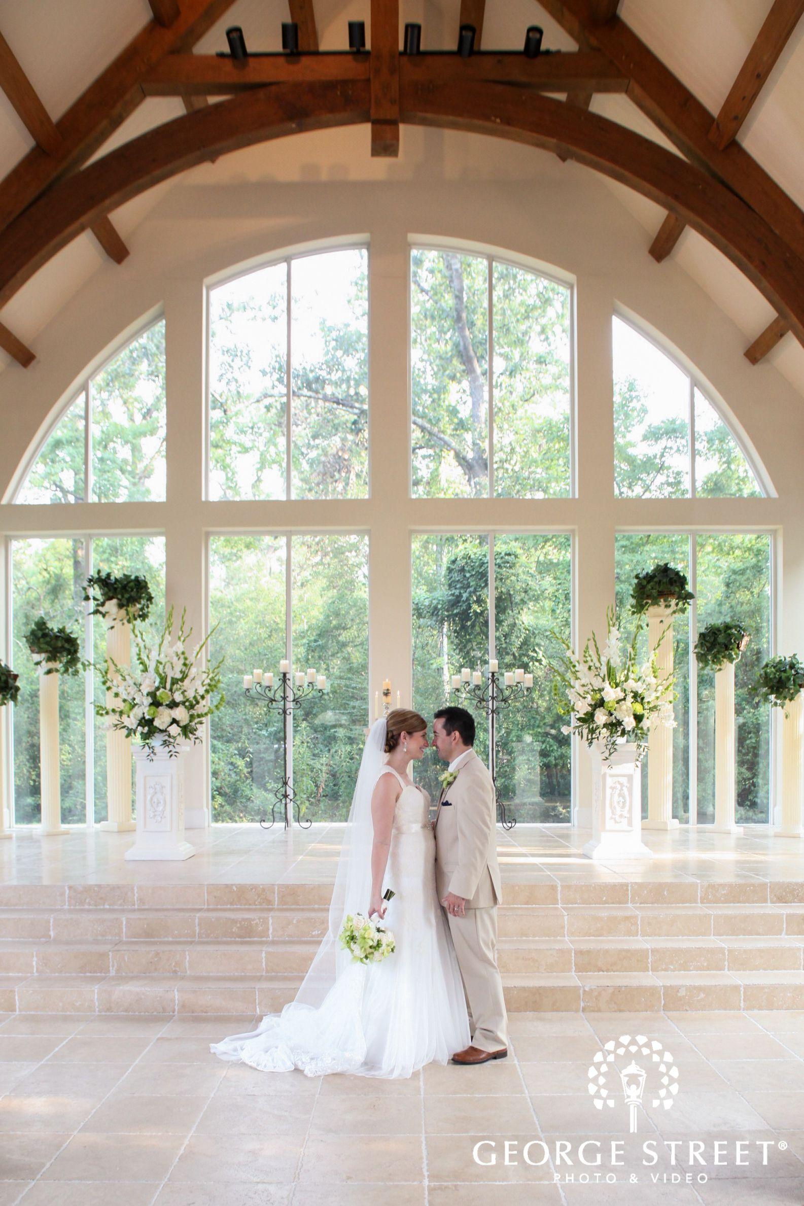 Beautiful Wedding Chapel Houston Venue Inspiration Photo