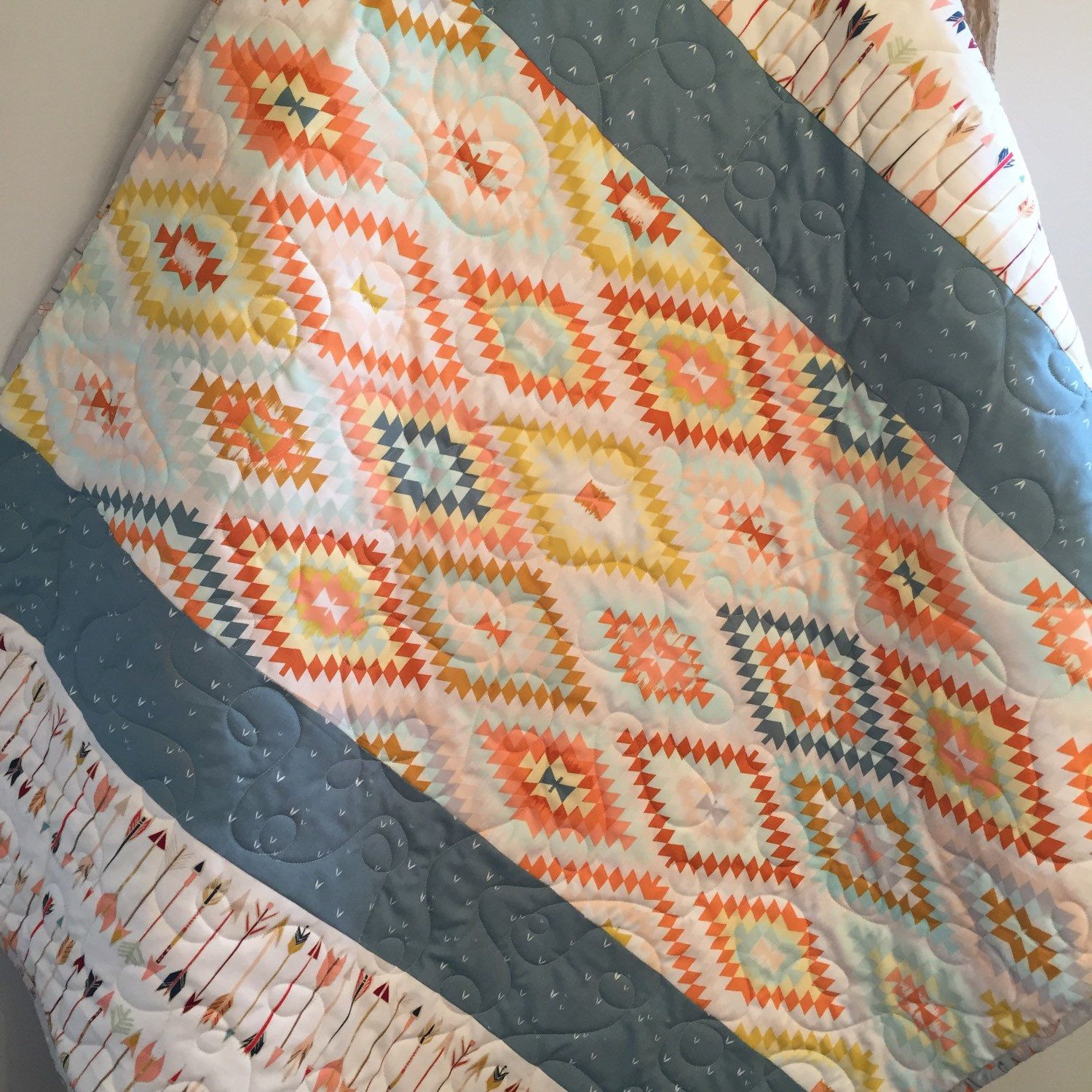 tutorial youtube pattern watch quilt aztec