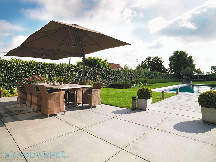 SHADOWSPEC Global Suppliers of Luxury Outdoor Umbrella