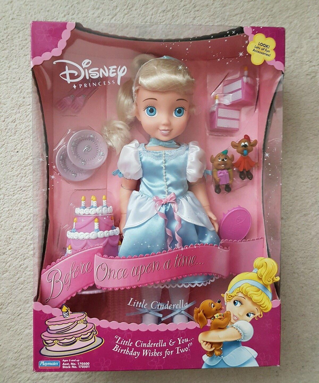 Disney Cindy Toddler Doll H15: New Disney Princess Cinderella Toddler Doll