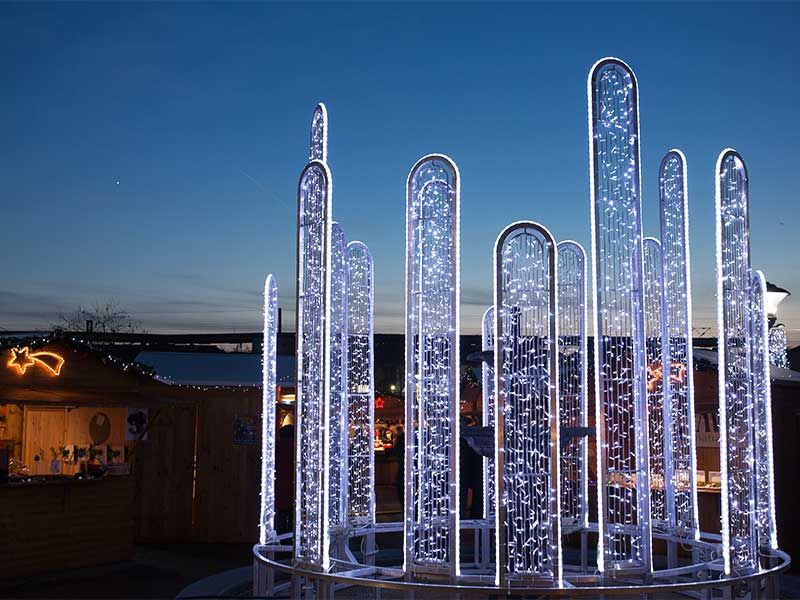 france sartrouville illuminations 2013 by blach re illumination. Black Bedroom Furniture Sets. Home Design Ideas