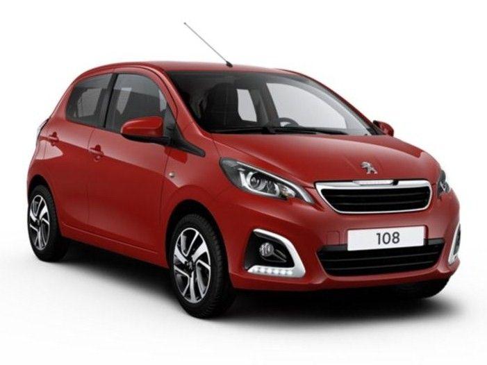 Ofertas Peugeot 108 Y Precios