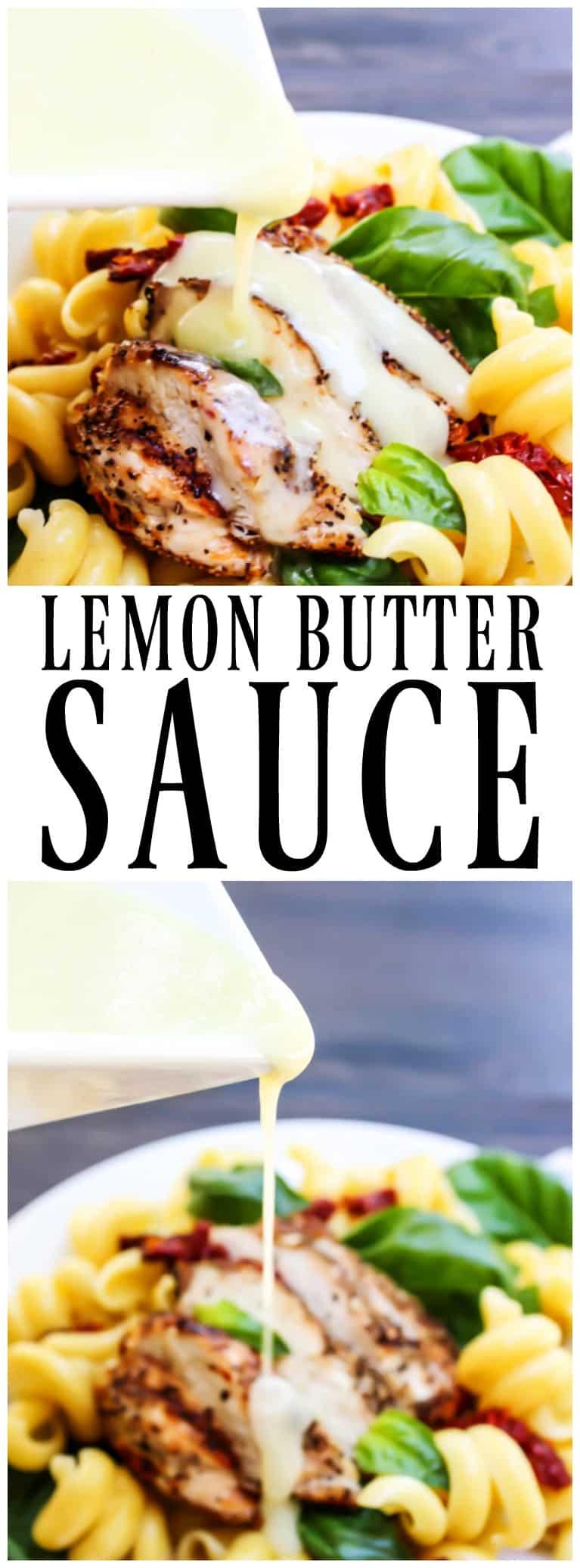 Copycat Carrabba's Lemon Butter Sauce