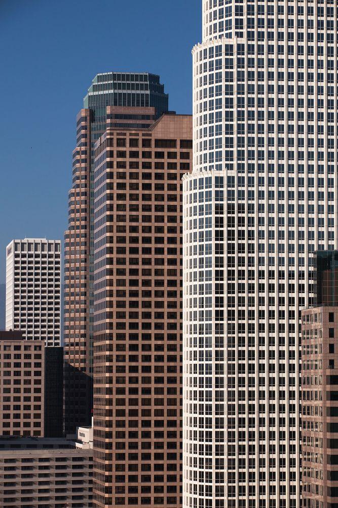 Cuando recorras la ciudad de #LosAngeles, preocúpate de mirar hacia arriba, ya que algunos de los mejores paisajes urbanos los regalan sus elegantes rascacielos. http://www.bestday.com.mx/Los-Angeles-area-California/Atracciones/