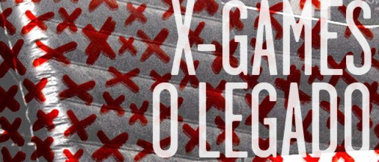 História dos X-GAMES