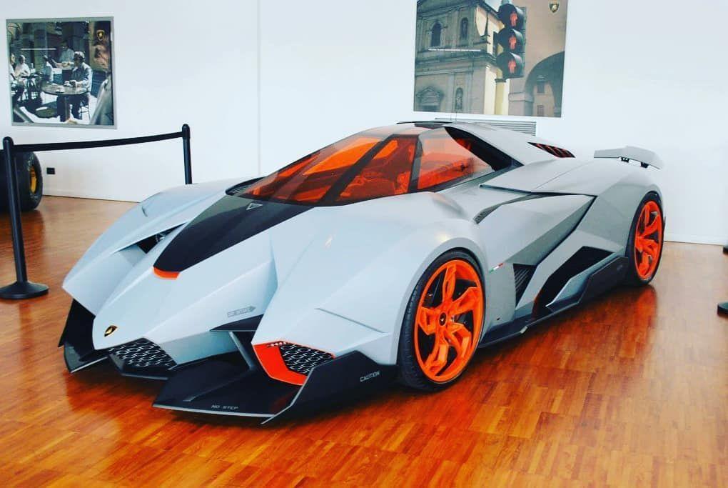 "Lamborghini Egoista Poster 24/""x 36/"""