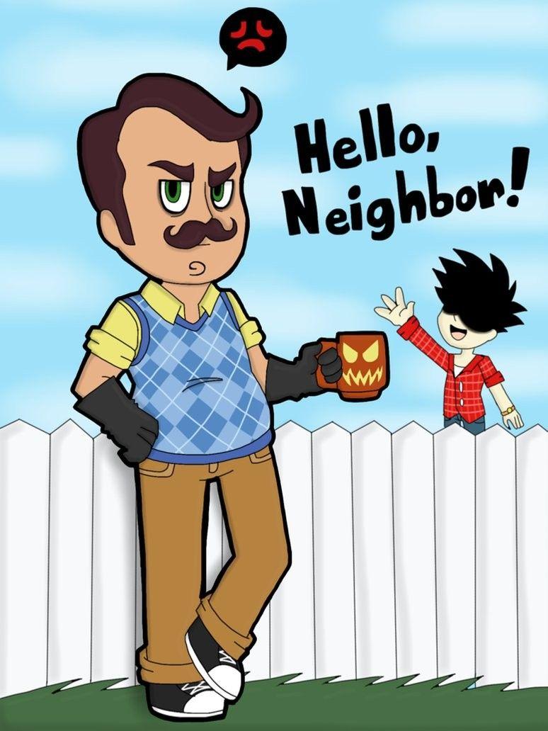 Пин от пользователя Cool на доске Hello Neighbor