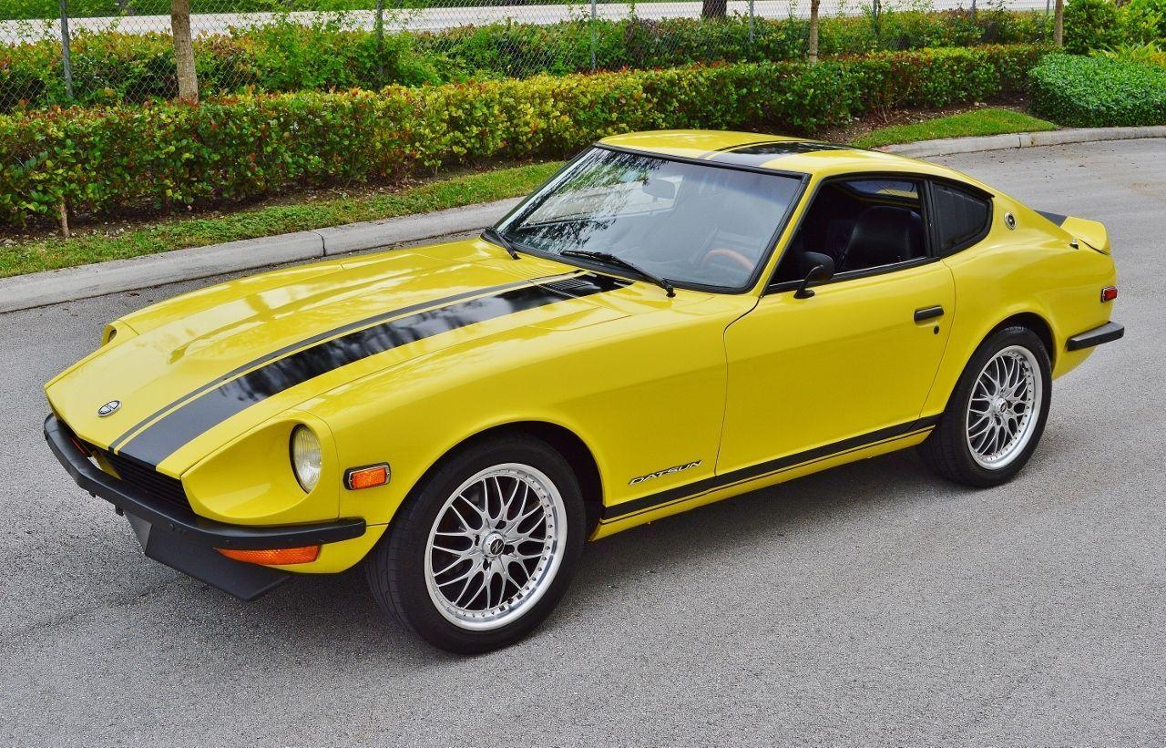 1971 Datsun 240Z Custom … Datsun 240z, Nissan z cars