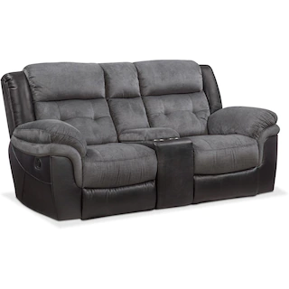 Loveseats Value City Love Seat Furniture Living Room Recliner