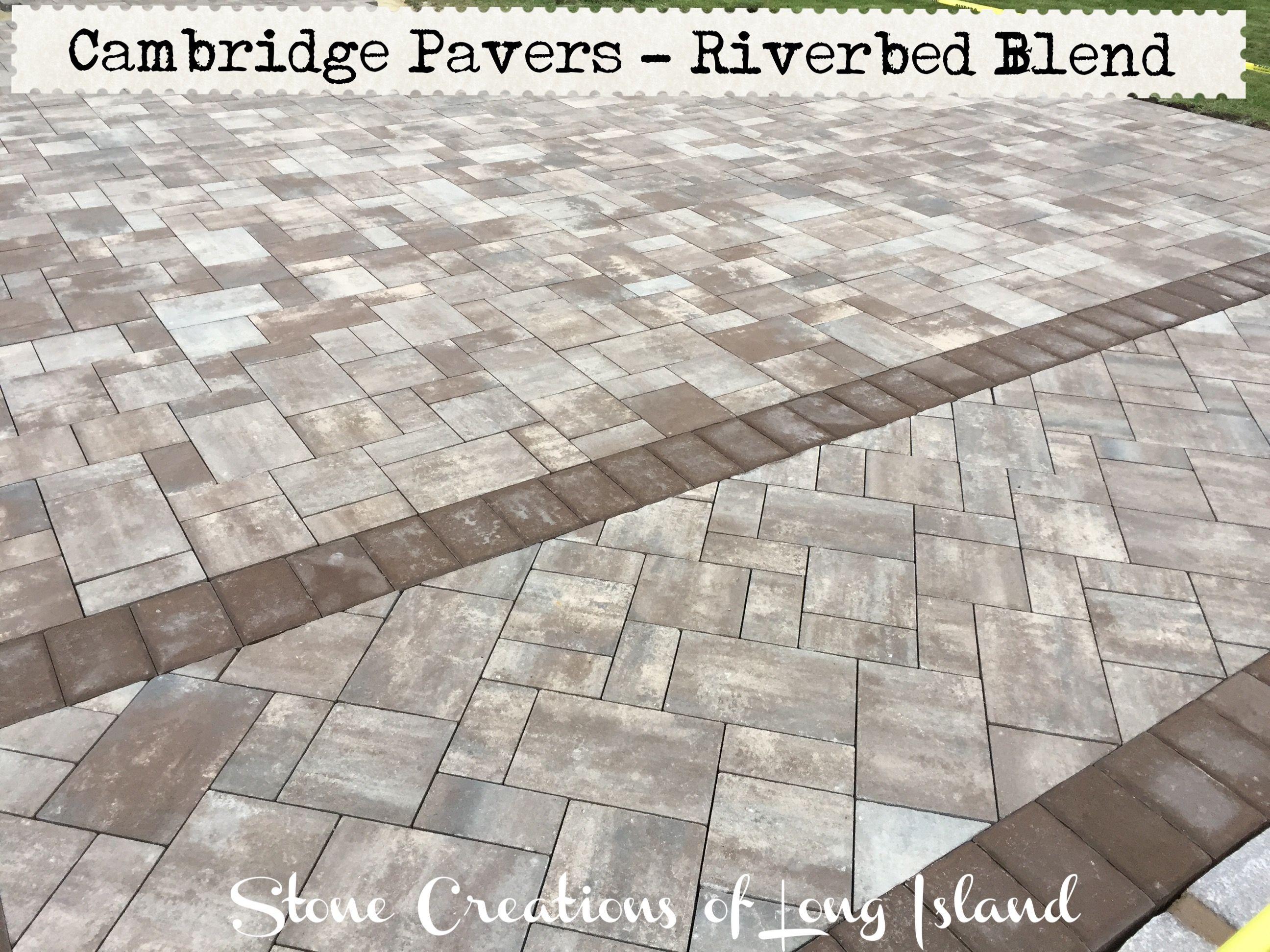 Lindenhurst Cambridge Paver Driveway And Walkways 11757