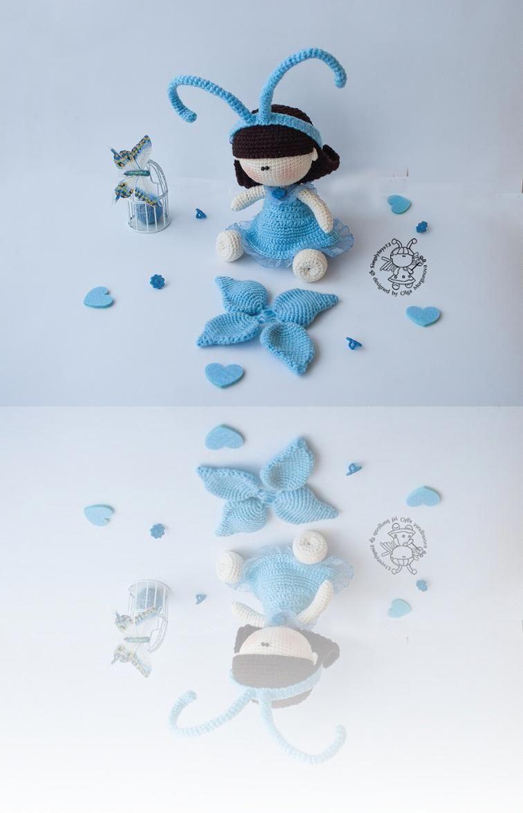 40 Crochet Doll Patterns (Clothing & Accessories) | AllFreeCrochet.com | 1174x756