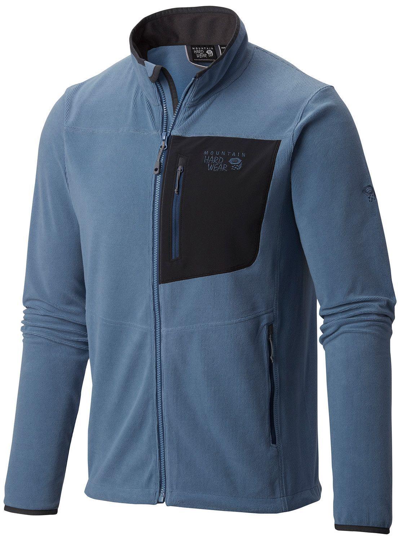 Mountain hardwear strecker lite fleece mens fleece jackets