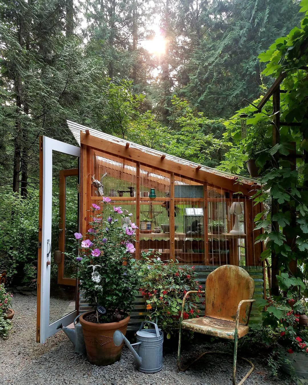 Backyard Greenhouses Range In Size Price And Style It All