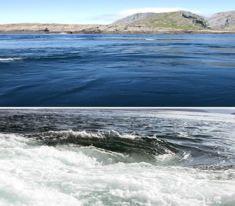 The third largest maelstrom in the world is located in the relatively narrow Strait of Corryvreckan. Extreme tidal currents surge into whirlpools swirling round and round due in part to its location between two islands off the west coast of Scotland and the pyramidal rock on the sea floor. 30 foot waves swell from a depth of 100 fathoms and the reverberation of nature's fury is heard from as far as ten miles away. Bewitching and bizarre legends were told by Celtic people about the ominous…