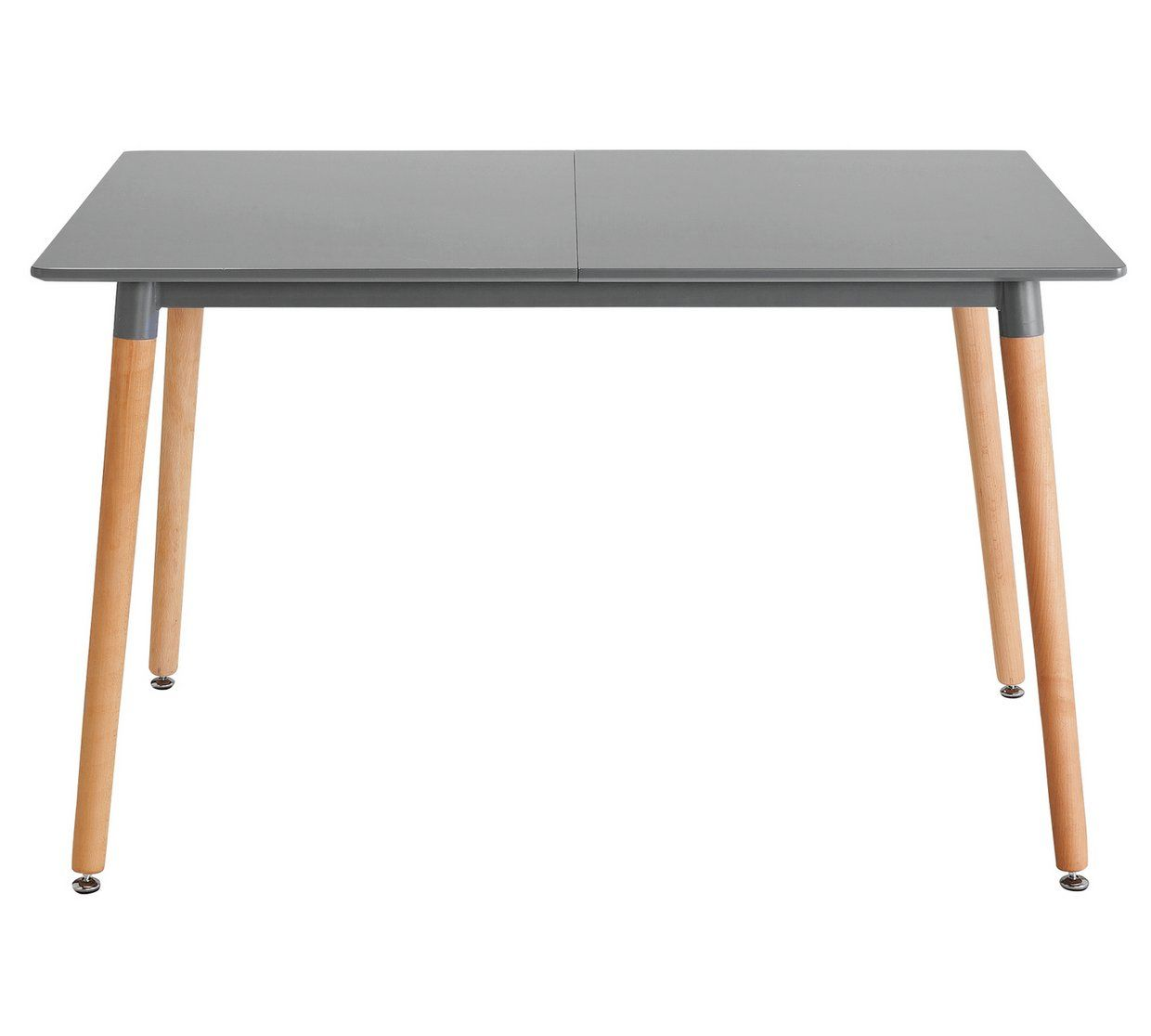 Argos White Dining Table And 6 Chairs: Buy Argos Home Charlie Extendable 4-6 Seater Dining Table