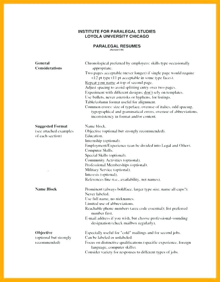 Cv Cvtemplate Resume Template No Experience Paralegal Sample Awesome Developer Skills For Legal Secretary