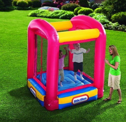 Little Tikes Bounce House Trampoline Gift Ideas For 2