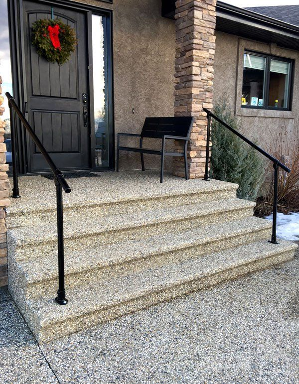 Best Porch Railing Outdoor Stair Railing Railings Outdoor 400 x 300