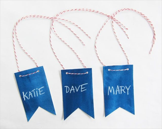 23 diy name tags - Name Tag Design Ideas