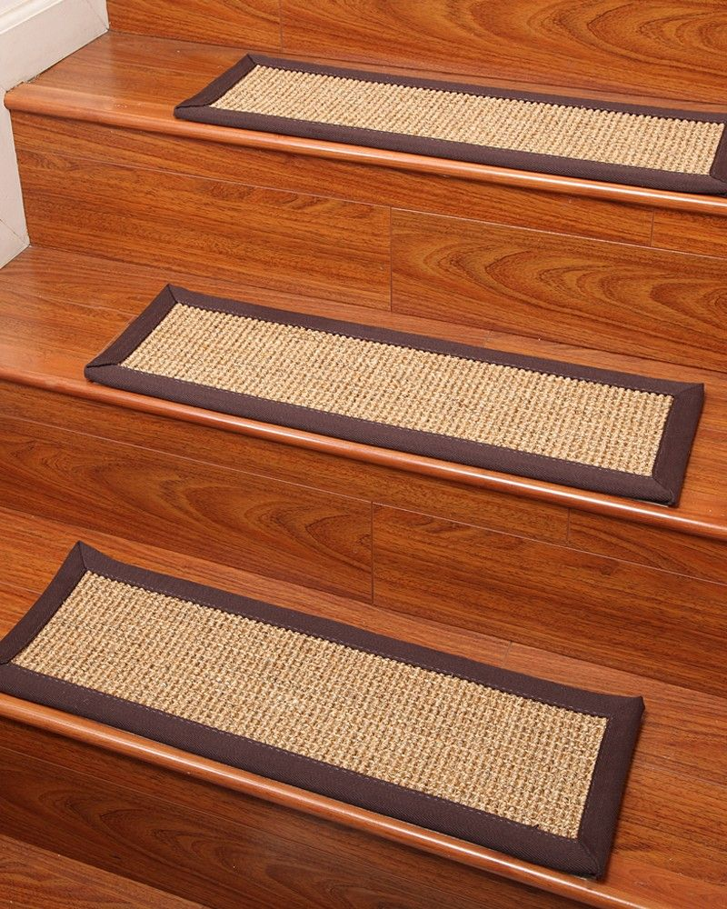Casual Living Carpet Stair Treads | Natural Home Rugs