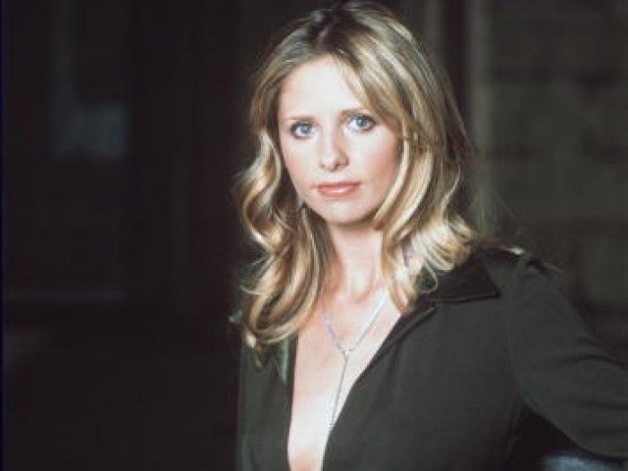 Long before Joss Whedon was at the helm of a big screen superhero mega-franchise and being a straight-up feminist hero on the reg, he created the single greatest female superhero of our time — the titular heroine of Buffy the Vampire Slayer. We thank our lucky stars every single day that The WB decided to take a chance and reboot the hideous original Buffy film and turn it into a series. Keep in mind, this was back in the days before anything and everything would be remade at least once, so…
