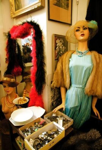 Vintage Second Hand Shop In Prague Czech Republic Retro Boutique Prague Shopping Vintage Outfits