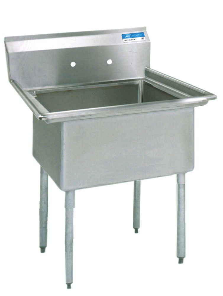 Daily Limit Exceeded Stainless Steel Utility Sink Single Bowl Kitchen Sink Mop Sink