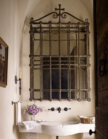 Rustic Tuscan Italian Style Home
