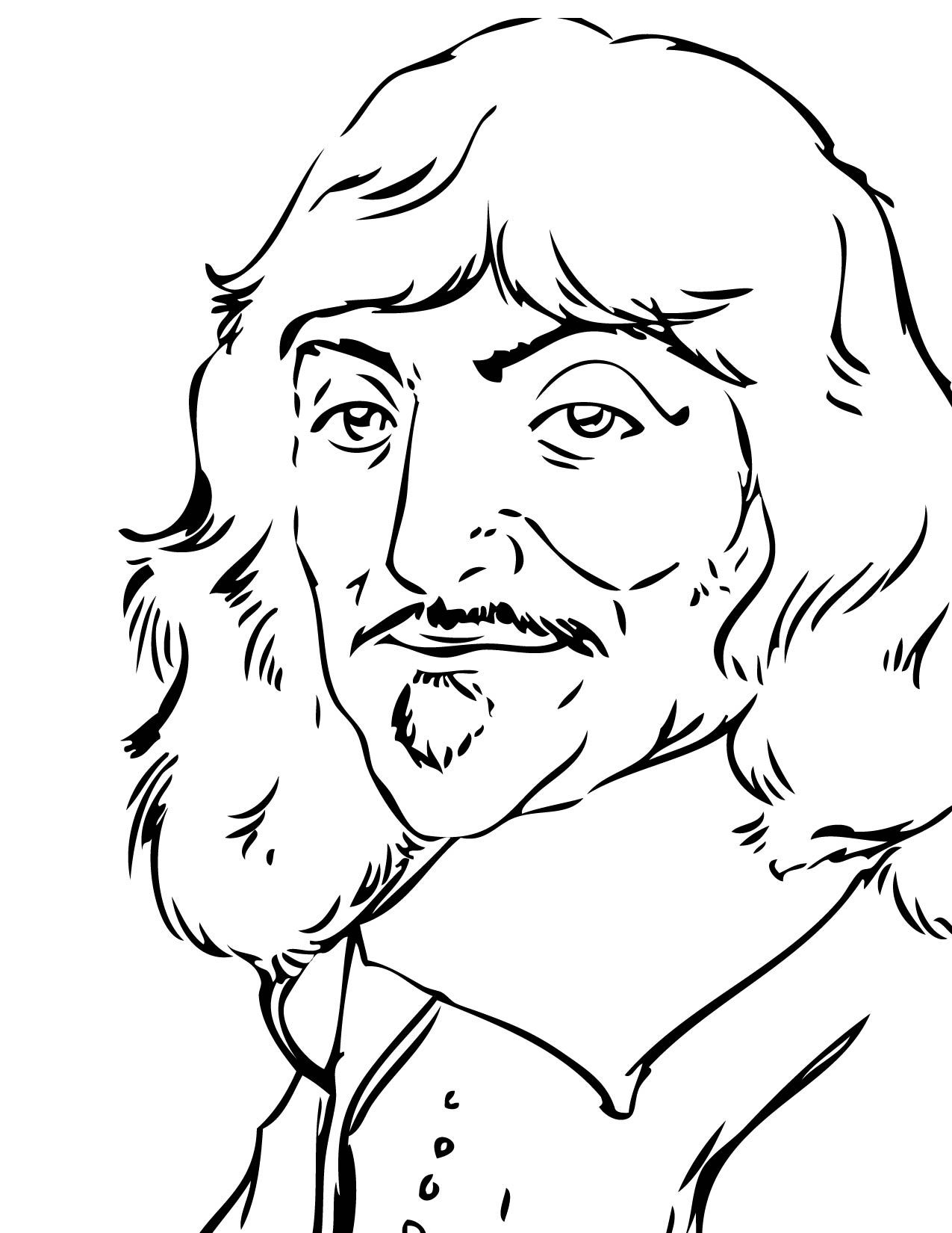 descartes mystery of history 3 pinterest coloring books
