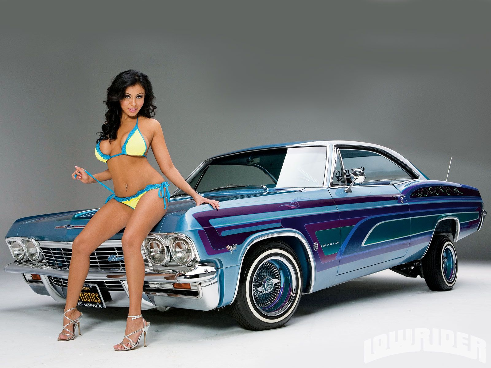 Girls  Lowriders On Pinterest  Lowrider, Hot Rods And Cars-6166