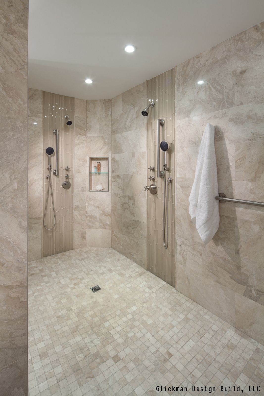 Click to see the average reported cost of shower retiling