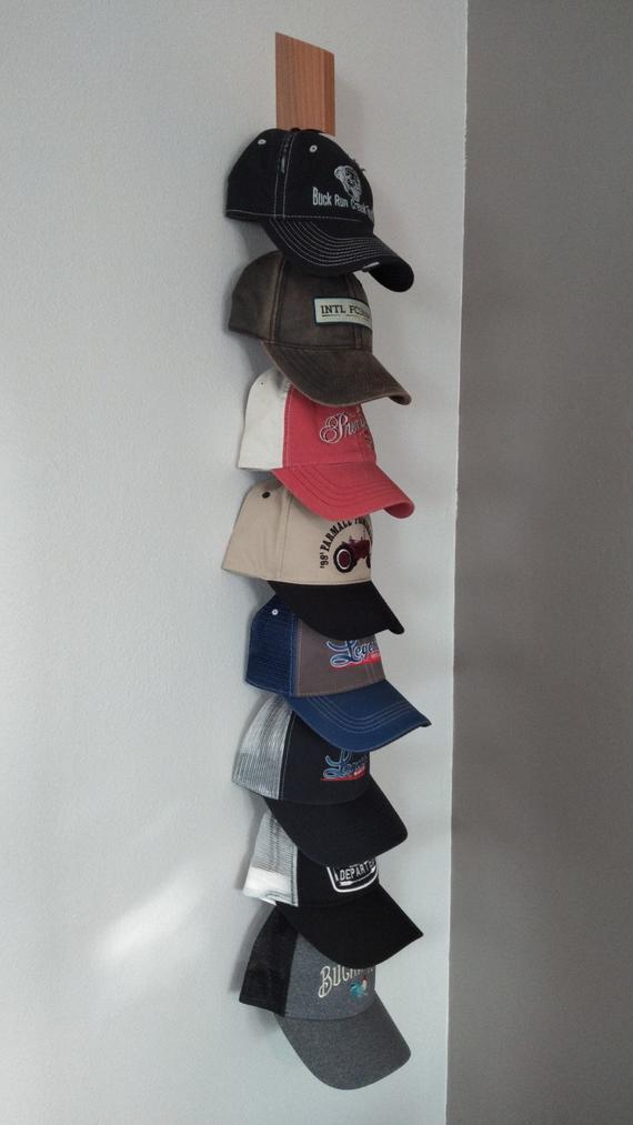 woodstock hat rack for baseball caps