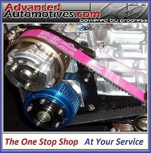 Genuine Subaru STi Pink Cam Timing Belt Uprated Engines All