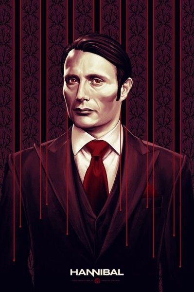 Celebrate The Hannibal Season 2 Finale With A Pair Of New Mondo