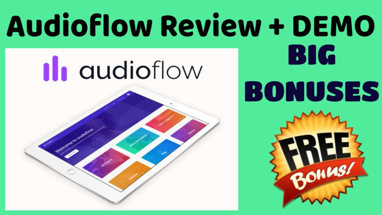 AudioFlow Review The 1 Tool For Incredible Sounding Videos