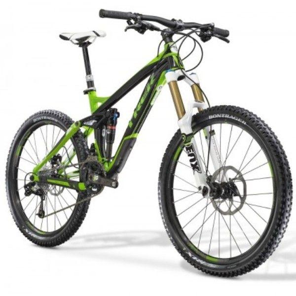 Http Bikereviews Com Wp Content Uploads 2011 07 2012 Trek Slash Mountain Bike 2 Jpg Mountain Biking Trek Bikes Bike