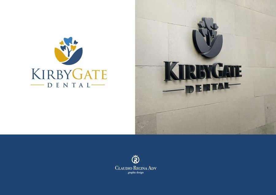 Create amazing, eye-catching, modern logo for Dental office by ClaudioRegina