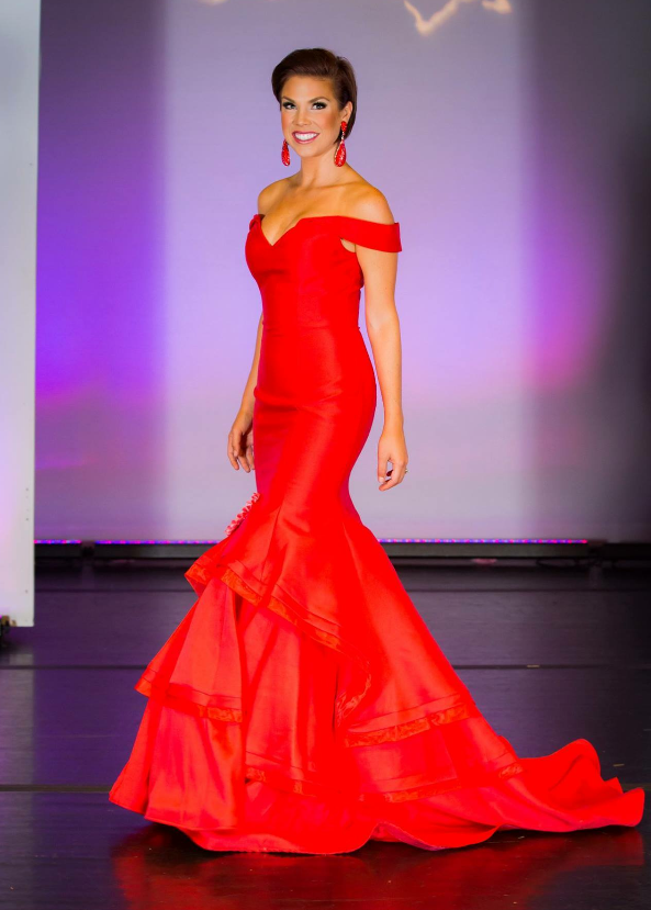 Ms Michigan American Royal Beauties 2015 Evening Gown | Pageant ...