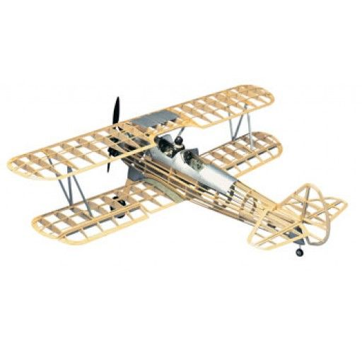 Guillows Stearman Pt 17 Balsa Wood Airplane Model Kit Airplanes