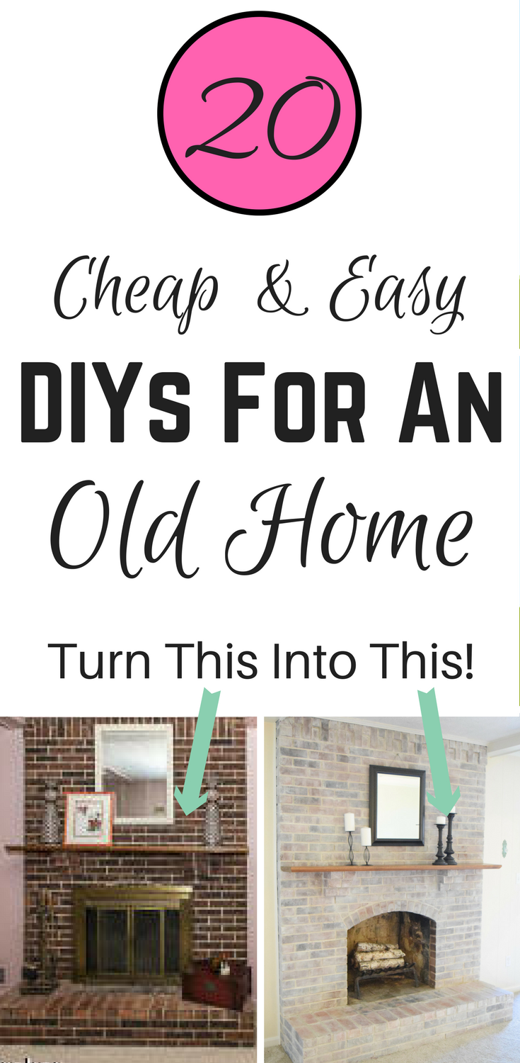 Photo of Home Improvement #Home 20 ways to upgrade your old home – cheap …
