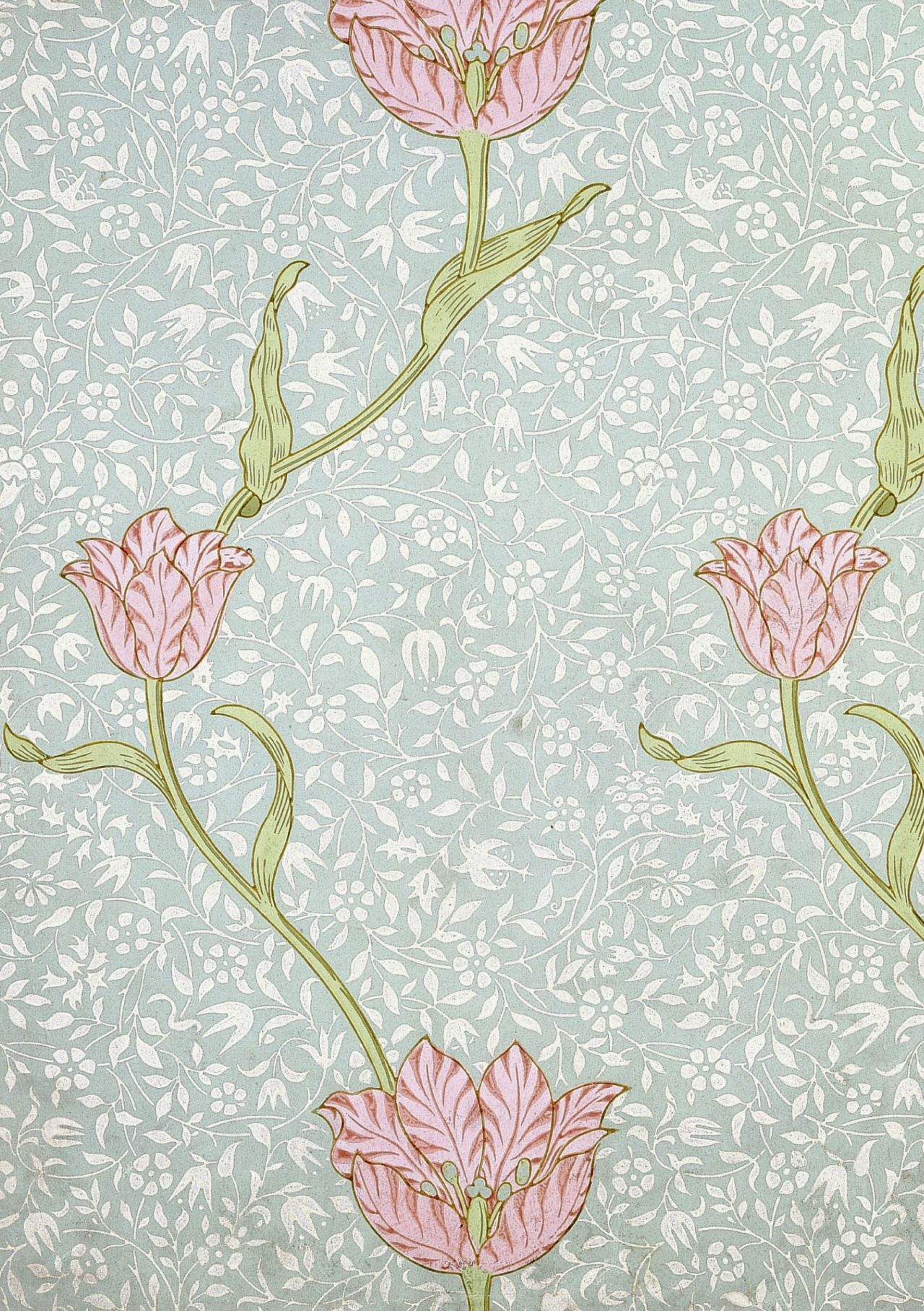 thevisualremix: William Morris Print M U S E A N D J A C K A L O P E ...
