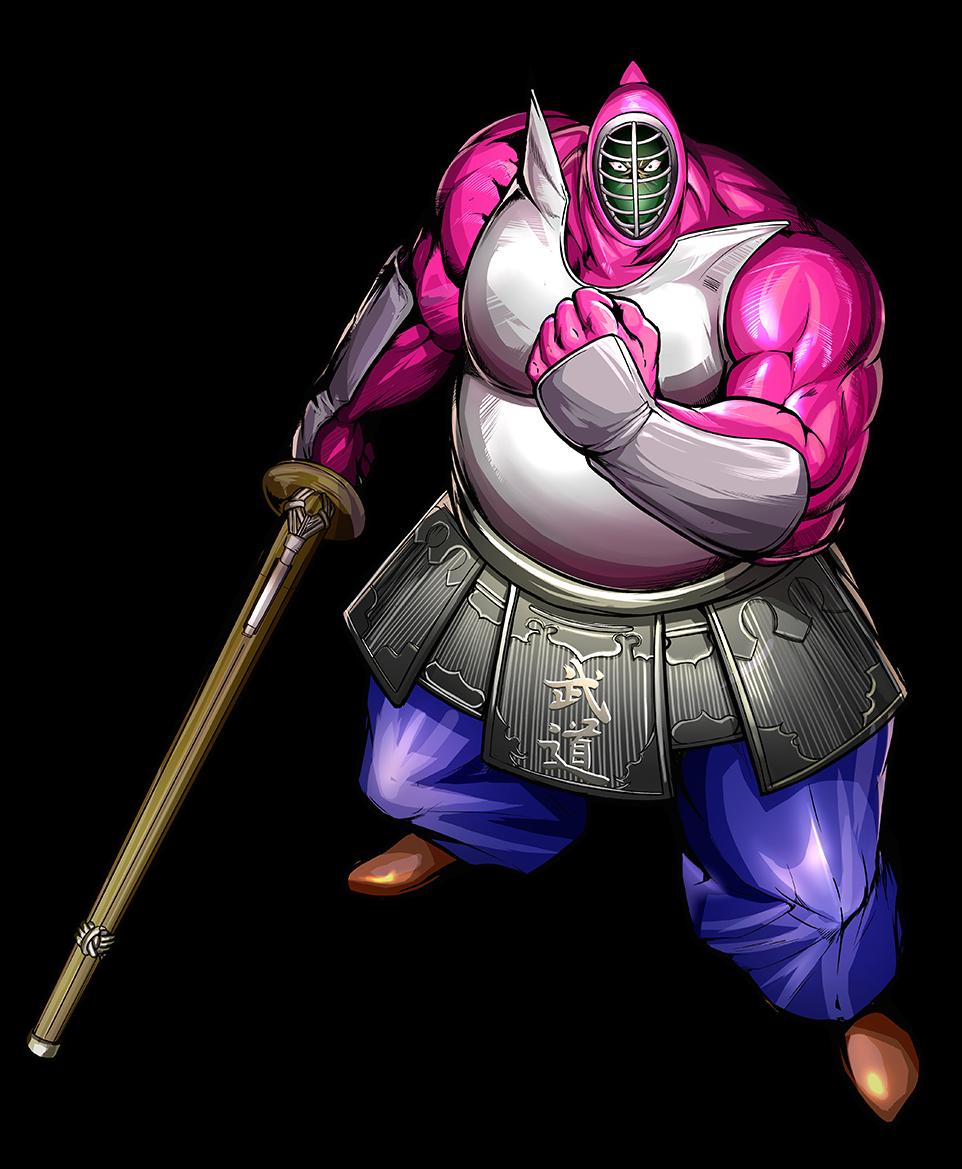Strong the Budō (Chōjin Enma) Kinnikuman Wiki FANDOM